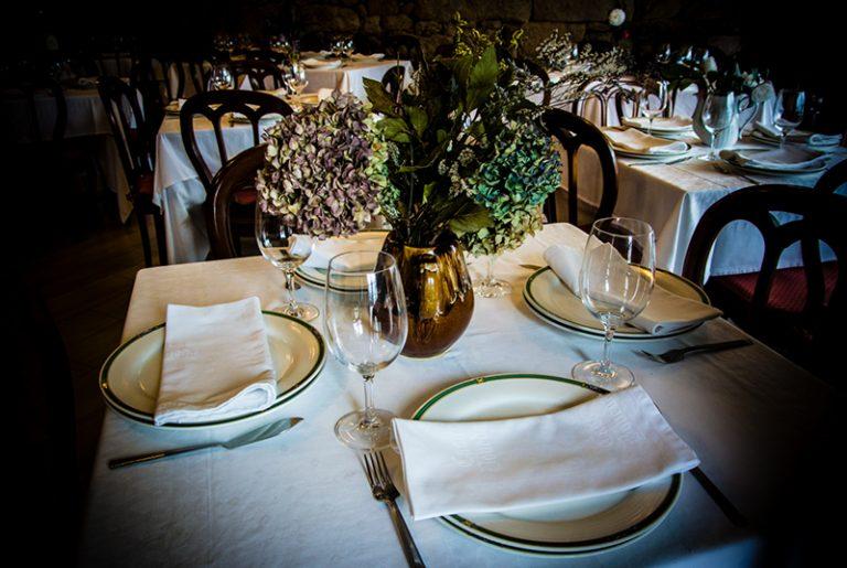 Galería Restaurante Casa Boveda